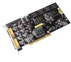 ILDVR 3000H4C+8 PC alapú digitális kép- és hangrögzítő kártya