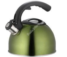 LAMART LT7002 Zöld nemesacél teáskanna 3L