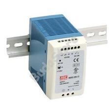 Mean Well MDR-100-24 Mini DIN sínre szerelhető kapcsolóüzemű tápegység