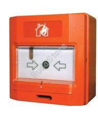 Global Fire GFE MCPC Equipment hagyományos kézi jelzésadó védő üveggel
