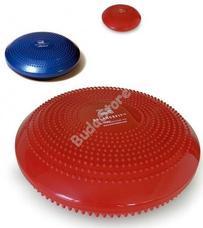 SISSEL Balancefit kétoldali tüskés egyensúlyozó párna piros 162.030