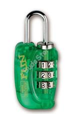 BURG WACHTER Fun95 30SB műanyag bőrönd lakat Fun 95 30 SB