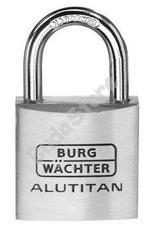 BURG WACHTER Alutitan 77030 alumínium lakat Alutitan 770 30