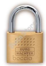 BURG WACHTER Boccia 45050 biztonsági fúrtkulcsos lakat Boccia 450 50