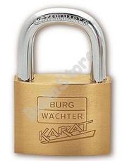 BURG WACHTER Karat 21750 biztonsági lakat Karat 217 50