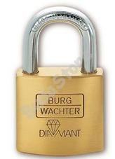 BURG WACHTER Diamant 60060 csúcsminőségű lakat Diamant 600 60