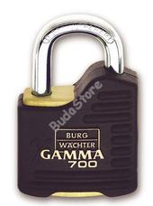 BURG WACHTER Gamma 70055 csúcsminőségű lakat Gamma 700 55