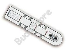 BURG WACHTER PL2 dupla csuklós biztonsági lakatpánt PL 2