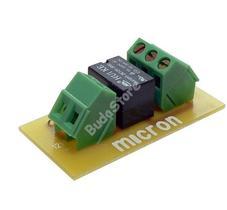 Micron AB-105 1 morzeérintkezős relépanel AB105