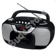 Sencor SPT 207 Hordozható rádiómagnó CD-lejátszóval SPT207