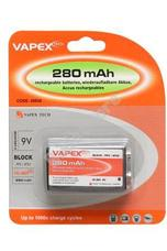 VAPEX 1VTE280PP3 PP3 méretű NiMH akkumulátor