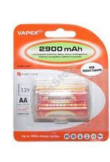 VAPEX 2VTE2900AA 2db AA méretű NiMH ceruza akkumulátor