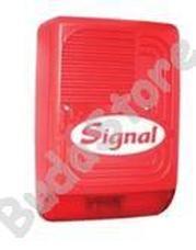 SIGNAL PS-128F Akkumulátoros kültéri hang- és fényjelző