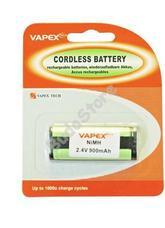 VAPEX VT390 AAA méretű NiMH ceruza akkumulátor cella