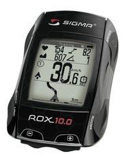SIGMA ROX 10.0 GPS BASIC computer fekete