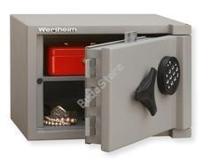 WERTHEIM AG-15 otthoni páncélszekrény passzív zárral AG15