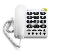 Doro PhoneEasy 311c white vezetékes telefon 01-01-311