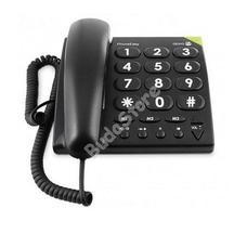 Doro PhoneEasy 311c black vezetékes telefon 01-01-3111