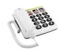 Doro PhoneEasy 331ph white vezetékes telefon 01-01-331