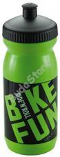 BIKEFUN zöld kulacs 600ml BFK600Z
