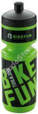 BIKEFUN zöld kulacs 750ml BFK750Z