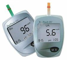 WELLMED EasyTouch GU vércukormérő és húgysavmérő készülék
