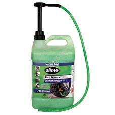 SLIME defektgátló folyadék tubeless 3,8 l, töltő pumpával
