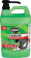 SLIME defektgátló folyadék belsőbe 3,8 l, töltő pumpával