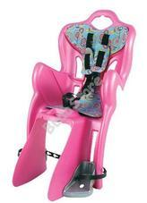 BELLELLI Gyermekülés hátsó B-One Standard rózsaszín 01B1S00017