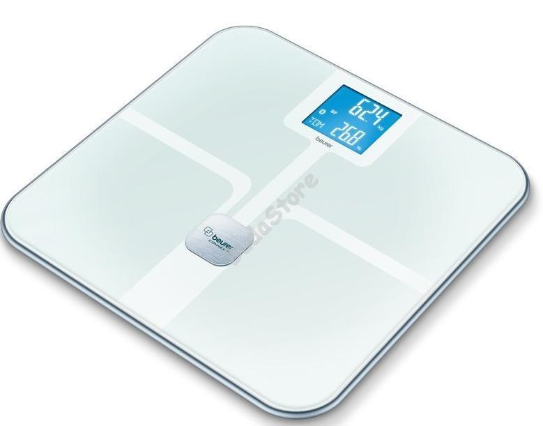 BEURER BF800 Bluetooth white diagnosztikai mérleg