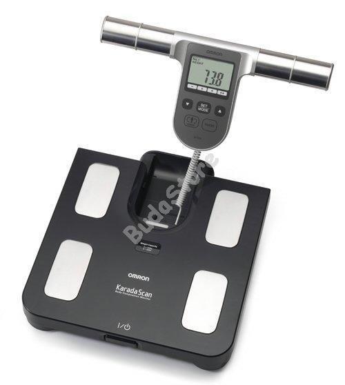 OMRON BF 508 testösszetételt testzsírt mérő készülék BF508