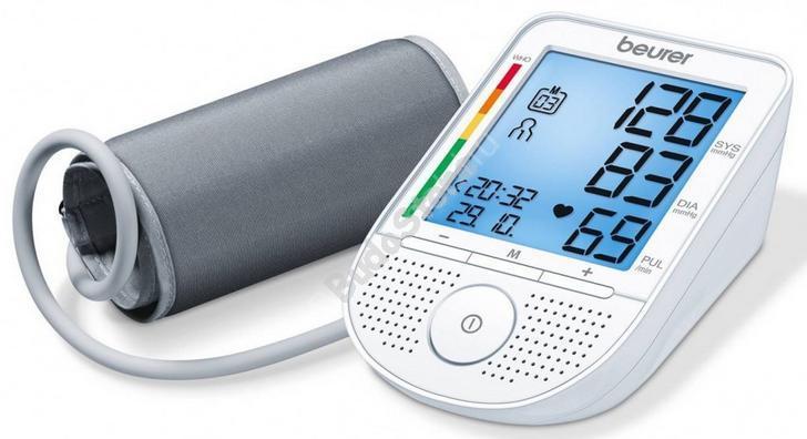 BEURER BM 49 Felkaros vérnyomásmérő BM49