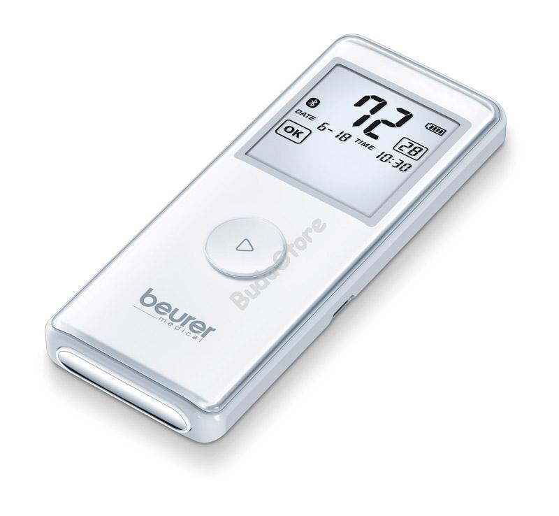 BEURER ME 90 BT USB Mobil ECG EKG szívmonitor készülék ME90