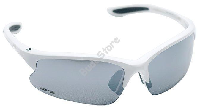 BIKEFUN biciklis szemüveg VECTOR 9629-WH 0e6654ca29